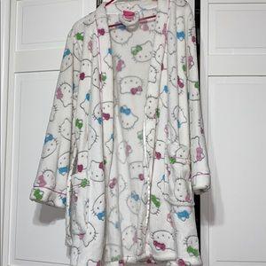 Hello Kitty Robe!!